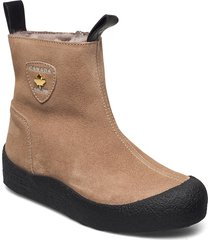 quebec gold shoes boots ankle boots ankle boot - flat svart canada snow