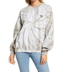 women's treasure & bond vote collection tie dye sweatshirt