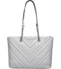 vivian-md tote bags top handle bags grijs dkny bags