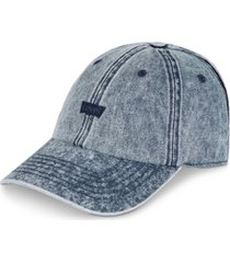 levi's men's twill enzyme washed baseball cap