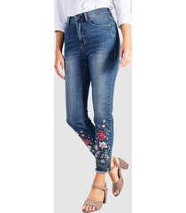 7/8-jeans paola blue stone
