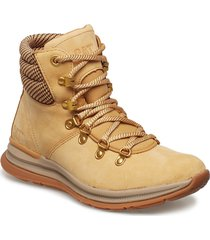 memory lane shoes boots ankle boots ankle boot - flat gul caterpillar