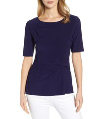 women's chaus side knot top