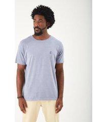 t-shirt zinzane aguá viva local stone masculina - masculino