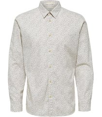 hemd abstraktprint