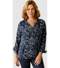 blouse paola marine::lavendel