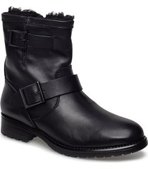 gochal shoes boots ankle boots ankle boots flat heel svart aldo
