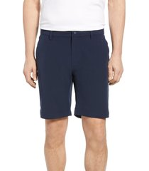 men's cutter & buck bainbridge performance shorts, size 42 - blue