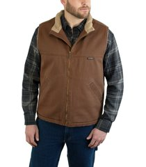 wolverine upland vest (big & tall) copper, size 3x