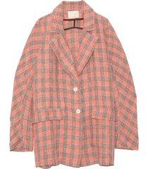 maia jacket in rosa