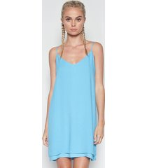 chance spaghetti tank dress - l mermaid