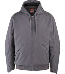 wolverine i-90 jacket granite, size m