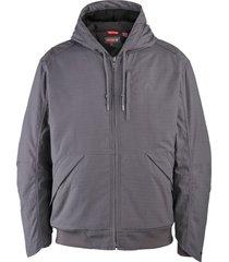 wolverine men's i-90 jacket granite, size m