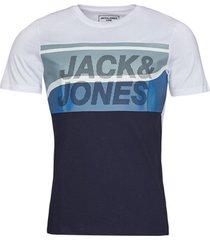 t-shirt korte mouw jack & jones jcoresist tee