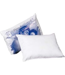 travesseiro flocos de espuma, 62 x 40 cm - 7506