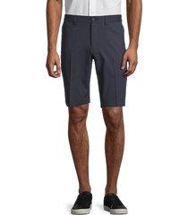 j. lindeberg men's somle golf shorts - black - size 36