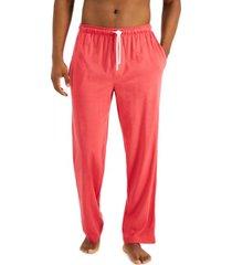 club room men's pajama pants, created for macy's