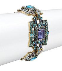 deco windowpane bracelet