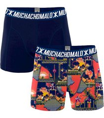 muchachomalo 2 stuks cotton stretch super nintendo boxer