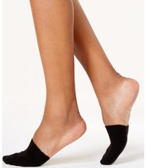 hue women's toe topper socks
