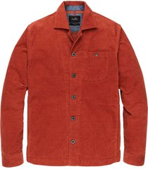 long sleeve shirt corduroy stretch ochre