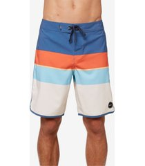 men's four square stretch board shorts