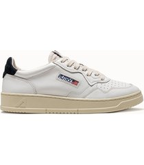 sneakers autry 01 low colore bianco blu