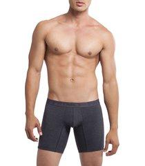 pantaloncillo patprimo boxer elástico para hombre negro