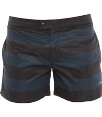 jil sander swim trunks