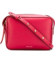 frenzlauer swing crossbody bag - red