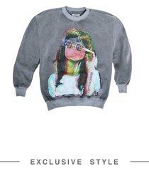 wråd x yoox sweatshirts