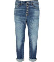 koons losvallende jeans