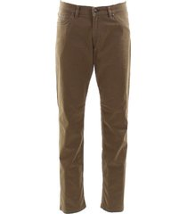 adam est 1916 adam 5 pocket broek steve camel