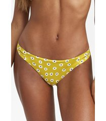 bikini calzon daizy medium amarillo rvca