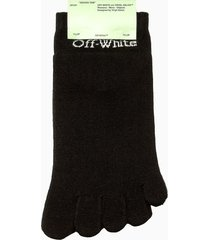 off-white finger socks owra021s20kni001