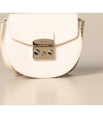 furla crossbody bags metropolis furla bag in grained leather