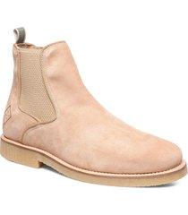 barkley chelsea shoes chelsea boots beige gant