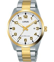 reloj bicolor lorus by seiko