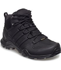 terrex swift r2 mid gtx shoes sport shoes outdoor/hiking shoes svart adidas performance