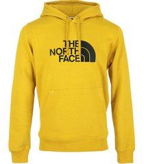 sweater the north face drew peak hoodie