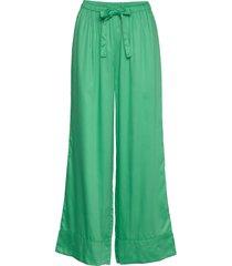 rana pants pyjamasbyxor mjukisbyxor grön underprotection