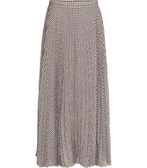 nessa skirt lång kjol multi/mönstrad birgitte herskind