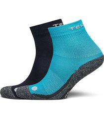 2basicjrtrekcrew socks & tights socks blå tenson
