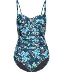 amber swimsuit baddräkt badkläder blå missya