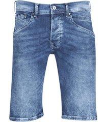 korte broek pepe jeans track short