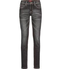 jeans skinny ultra elasticizzati (grigio) - john baner jeanswear