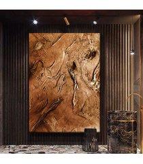caramello - wielkoformatowy obraz art&texture