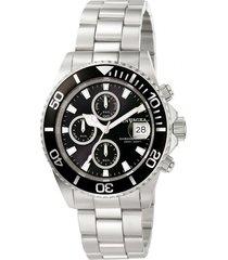 reloj invicta acero modelo 10gc para hombres, colección pro diver