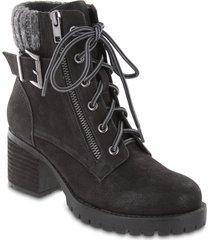 women's mia beckham block heel bootie