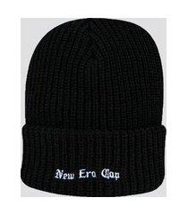 gorro new era cap squad preto